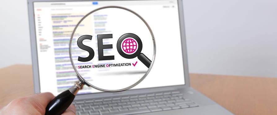 Professionelles Webdesign Optimiert für Suchmaschinen