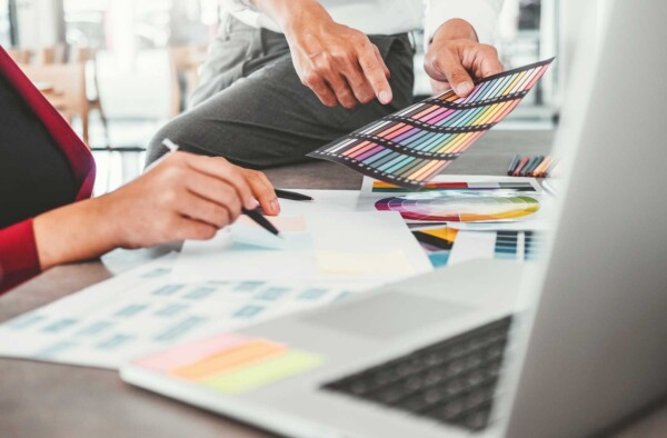 Corporate design - logo, letterhead & Co